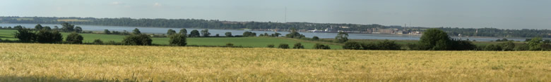 Stour Estuary Panorama